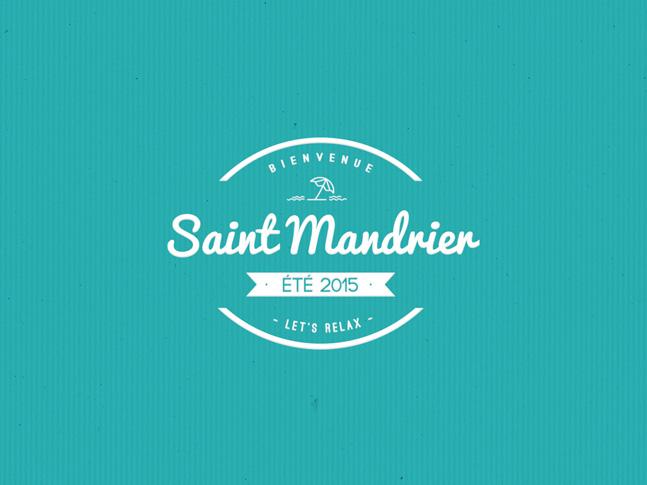 Logo Saint Mandrier