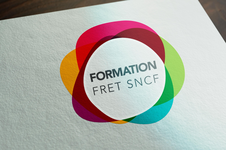 formation fret logo mockup